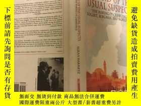二手書博民逛書店Round罕見Up the Usual Suspects: Th