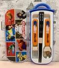 【震撼精品百貨】大英雄天團_Big Hero~迪士尼電影日本盒裝餐具組-杯麵及阿廣#30420