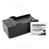 Dr.battery 電池王 for DMW-BCB7/S004 高容量鋰電池+充電器組
