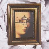 獨家畫框vivienne westwood維維安藝術家裝飾著名油畫擺台7寸相框CY『小淇嚴選』