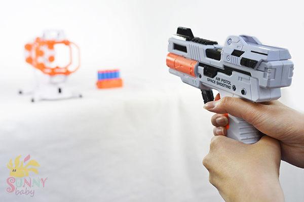 特價↘旋轉射擊槍靶組