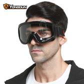 全密封護目鏡防塵眼鏡工業粉塵防護眼鏡勞保打磨防風眼鏡防霧眼罩 st2033『伊人雅舍』