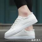 2018男士韓版潮流板鞋休閒新款小白鞋子夏季 XW1702【極致男人】