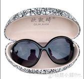 太陽鏡女品牌女士太陽鏡新款墨鏡偏光防曬眼鏡歐美防紫外線太陽鏡 格蘭小舖
