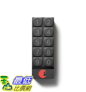 [美國直購] August Smart Keypad, Dark Gray