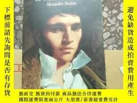 二手書博民逛書店the罕見count of monte cristoY18380