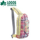 丹大戶外【LOGOS】日本CADVEL-Design・Body隨身休閒斜背包4L/貼身肩背包/透氣網側背包88250115