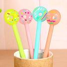 甜甜圈造型中性筆 創意造型筆 學生獎品 禮贈品-艾發現