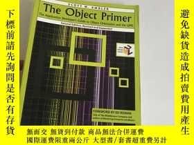 二手書博民逛書店The罕見Object PrimerY13534 Scott W