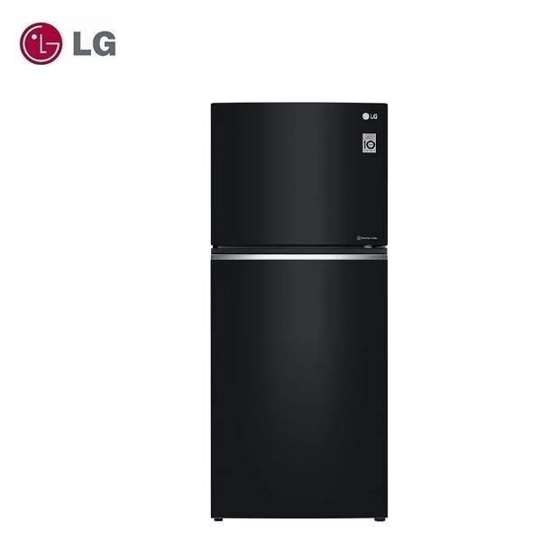 可申請退稅補助【LG】393L 直驅變頻上下門 電冰箱《GN-BL430GB》曜石黑 壓縮機十年保固(含拆箱定位)