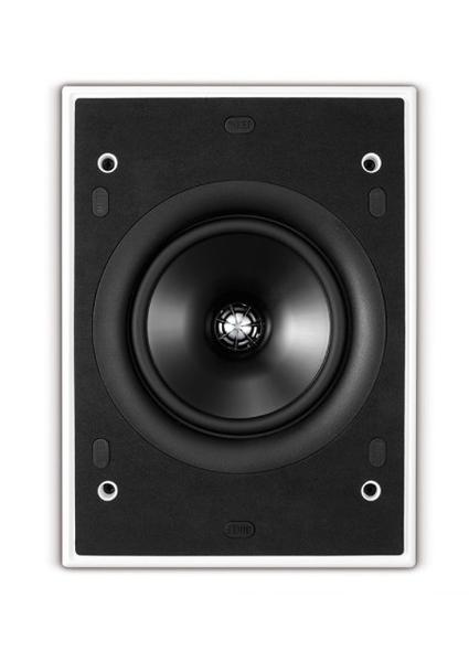 《名展影音》英國 KEF Ci160QL 外型簡約 方形嵌壁式喇叭/支