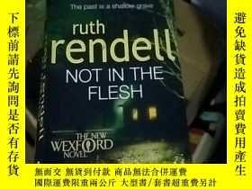 二手書博民逛書店Not罕見in the FleshY15389 Rendell,