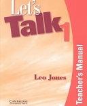 二手書博民逛書店 《Let s Talk 1 Teacher s Manual》 R2Y ISBN:0521776945│Cambridge University Press