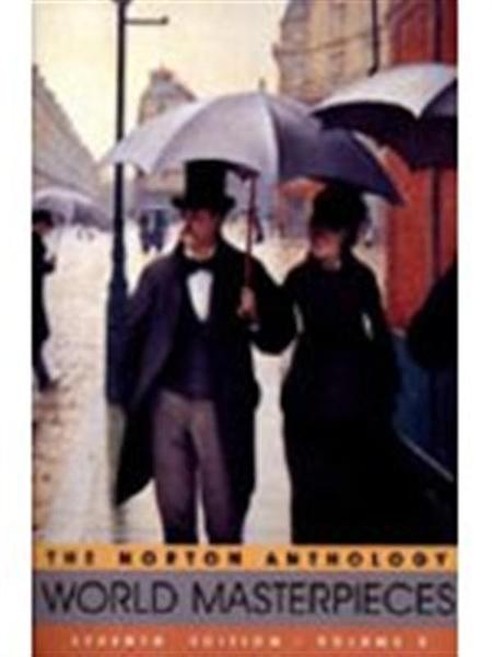 (二手書)The Norton Anthology of World Masterpieces: The Western Traditio..