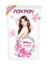 澎澎香浴乳美白玫瑰型補充包 700g