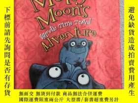 二手書博民逛書店Molly罕見Moon s Hypnotic Time Trav