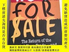 二手書博民逛書店Not罕見for Sale : The Return of th
