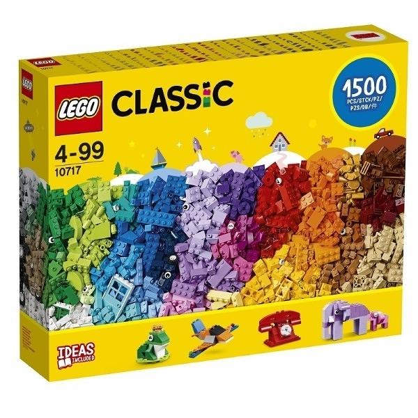 樂高LEGO CLASSIC 樂高積木創意盒 10717 TOYeGO 玩具e哥