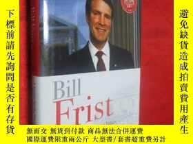 二手書博民逛書店Bill罕見Frist: A Senator Speaks Ou