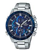 【CASIO宏崑時計】CASIO卡西歐EDIFICE藍芽賽車錶EQB-900DB-2A分期零利率 台灣卡西歐保固一年