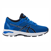 ASICS GT-1000 6 GS [C740N-4358] 大童鞋 運動 慢跑 休閒 緩衝 透氣 亞瑟士 藍黑