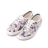 KEDS CHAMPION 女力風格印花有機棉休閒鞋 淺紫 9211W113260 女鞋