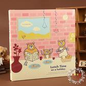 日本ncl相冊家庭影集diy手工覆膜兒童寶寶成長相薄自粘貼式紀念冊XW【好康免運】