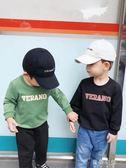 衛衣 嬰童裝1-3歲兒童字母衛衣百搭男童上衣長袖寶寶打底衫 蓓娜衣都