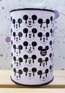 【震撼精品百貨】米奇/米妮_Micky Mouse~日本迪士尼鐵製存錢筒/撲滿-滿版#95683