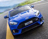 Ford Focus 童車 兒童電動車 遙控 自駕 多功能 正版授權