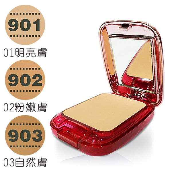 晶透輕盈兩用粉餅 01明亮膚、02粉嫩膚