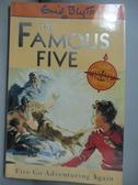 【書寶二手書T8/原文小說_OPJ】Five Go Adventuring Again : Book 2_Enid Bl