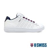 K-SWISS Court Casper II S 時尚運動鞋-女-白/桃紅