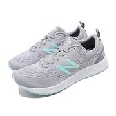 New Balance 慢跑鞋 Fresh Foam Arishi 寬楦 灰 白 女鞋 運動鞋 【ACS】 WARISCG3D