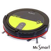 【送水箱組】Mr.Smart  9S全新再進化 高速氣旋吸塵掃地機器人(亮寶石綠)