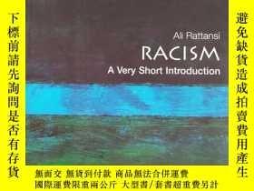 二手書博民逛書店Racism:罕見A Very Short Introducti