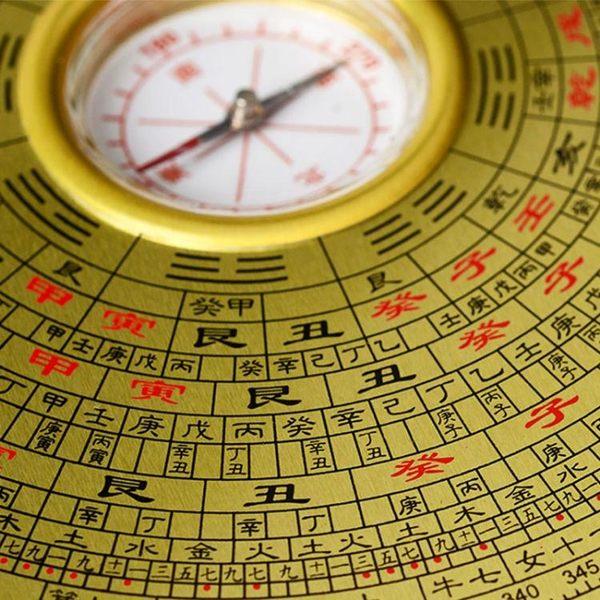 羅盤-風水閣開光風水羅盤綜合盤羅經儀指南針可隨身攜帶招財高精度 滿598元立享89折