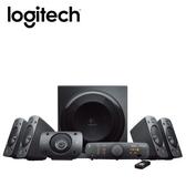 【logitech 羅技】Z906 環繞音效音箱系統 【贈萬用柔濕巾20抽】