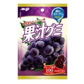 明治果汁QQ葡萄軟糖51g【愛買】