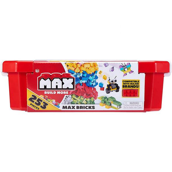 《 MAX BUILD MORE 》創意積木 - 基本組 253PCS / JOYBUS玩具百貨