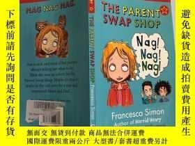 二手書博民逛書店the罕見parent swap shop 母公司交換商店Y200392