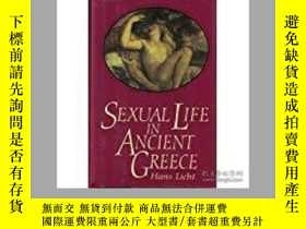 二手書博民逛書店Sexual罕見life in ancient GreeceY2