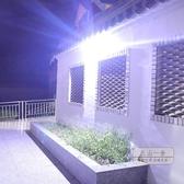 人體感應燈 太陽能燈戶外庭院燈家用人體感應新農村路燈防水壁燈室外照明燈【搶限量現貨】