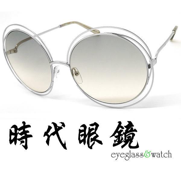 【台南 時代眼鏡 CHLOE】太陽眼鏡 CE114S 734 法國時尚 巴黎的浪漫與自信 Chloé 公司貨開發票