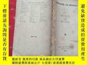 二手書博民逛書店AMERICANISM罕見AND BRITISHISM(1934