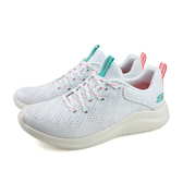 SKECHERS 運動鞋 女鞋 白色 針織 149090WHT no149