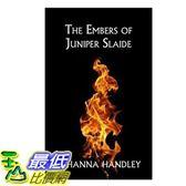 2018 amazon 亞馬遜暢銷書 The Embers of Juniper Slaide (The Juniper Series)