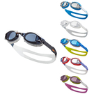 NIKE Chrome 訓練型兒童泳鏡 蛙鏡 抗UV 防霧鏡片 NESSA188