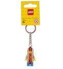 正版 LEGO 樂高鑰匙圈 熱狗人 人偶鑰匙圈 鎖圈 吊飾 COCOS FG280