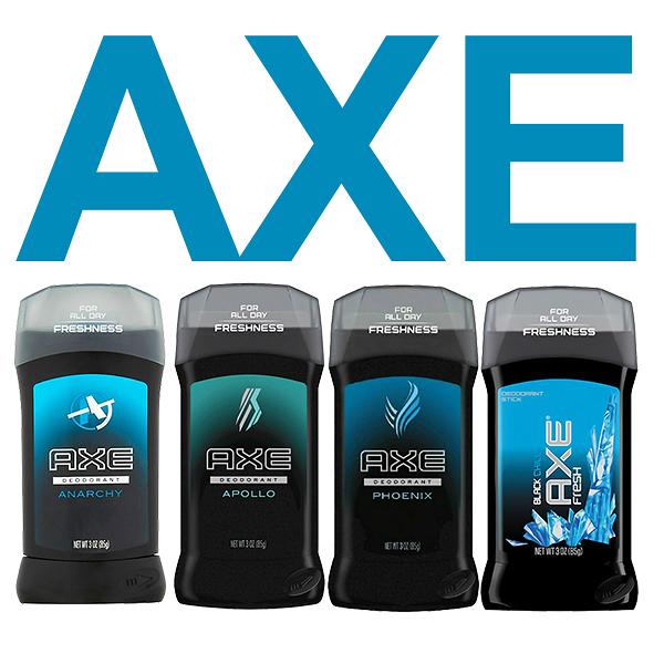 美國 AXE 戰斧體香膏 3oz(85g) 香味可選 安那其 黑色極凍 星際迷情 星際迷情【PQ 美妝】
